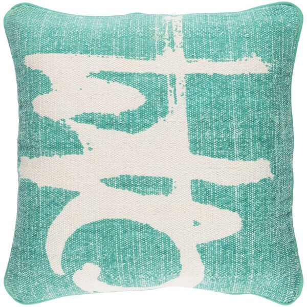 Freida 100% Cotton Throw Pillow Cover by Latitude Run